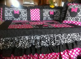 Minnie Mouse Bedroom Accessories Ireland by Minnie Mouse Crib Bedding By Birdiedell On Etsy 375 00 Ahhhhhh I