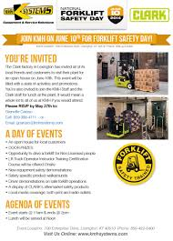 National Forklift Safety Day   KMH Systems, Inc. 2017 Electric Big Joe J1 Joey Order Picker Forklift Trucks Service Solutions Toyota Material Handling National Lift Truck Service Of Puerto Rico Home Facebook Inventory Inc Nl Haul For Hire Specialized Hauling On Twitter Wkiepallet Utilev Modelo Tionaliftcom Enews Scmh Services Promotions Calumet Rental Fork Personal De