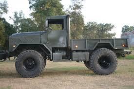 100 5 Ton Army Truck 1984 Am General M931a1 Bobbed Ton Military Truck Prepper Bugout