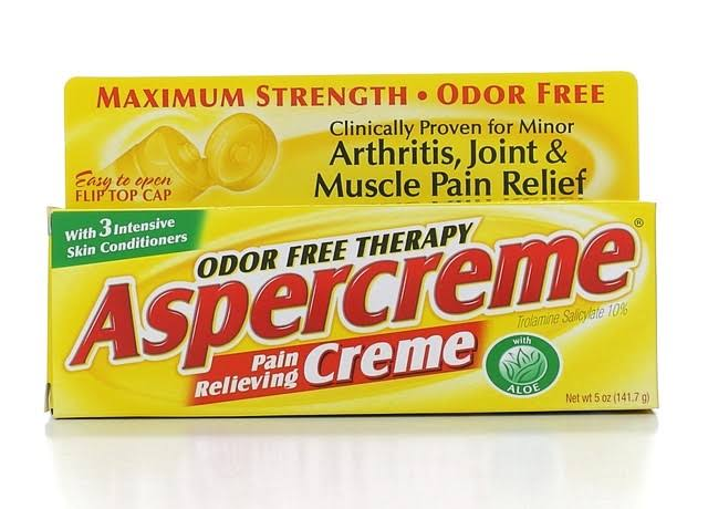 Aspercreme Analgesic Creme Rub with Aloe - 150ml