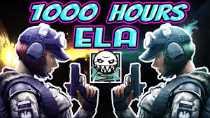 look siege social what 1000 hours of ela experience looks like rainbow six siege