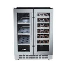 Cigar Humidor Cabinet Combo by Whynter Freestanding 3 6 Cu Ft 16 Bottle Wine Cooler And Cigar