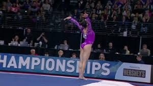 Aly Raisman Floor Routine Olympics 2016 by Aly Raisman At Full Power In Pacific Rim Floor Routine Nbc Olympics