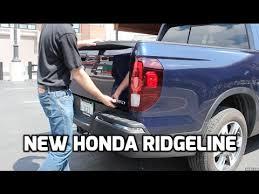 2017 Honda Ridgeline AMAZING truck bed features