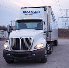 100 Commercial Truck Lease Agreement Full Service Leasing Idealease Inc