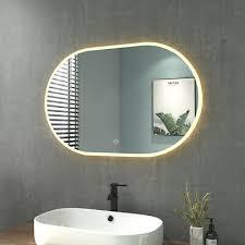 badspiegel lichtspiegel badezimmer spiegel mit led