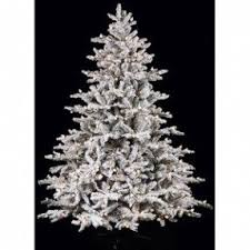 Flocked Artificial Christmas Trees Sale by Lightly Flocked Artificial Christmas Trees Foter
