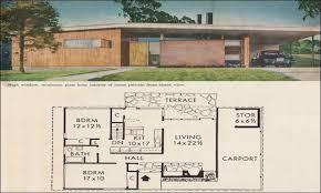 100 Modern Home Blueprints Mid Century Plans Online Inspirational Mid