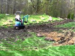 tile drainage in 7 minutes