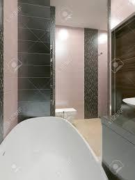 außergewöhnliche design der badezimmer 3d darstellung
