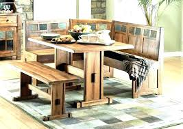 Dining Room Bench Table And Benches With Chairs