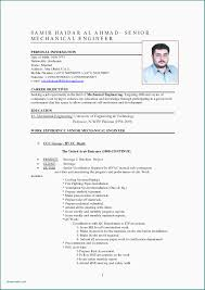 Sample Resume For Mechanical Design Engineer Pdf Nmdnconference Example