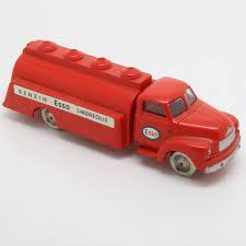 Vintage Lego 2018 - 250 Esso - Fuel Tanker Truck 187 - Esso ...