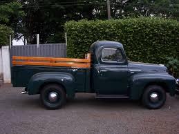 1951 International Truck - File1951 Intertional L112 Pickup ...