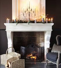 offener kamin lagerfeuer romantik fürs wohnzimmer