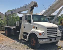 National 500C 15-Ton Boom Truck Crane SOLD Trucks & Material ...