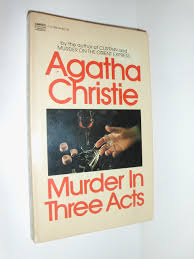 Murder in Three Acts Agatha Christie Amazon