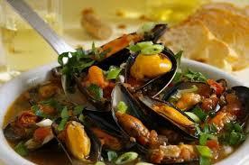 comment cuisiner des moules congel s fruits de mer sur la table comment faire cuire les moules