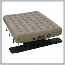 essential ez bed inflatable guest bed table designs