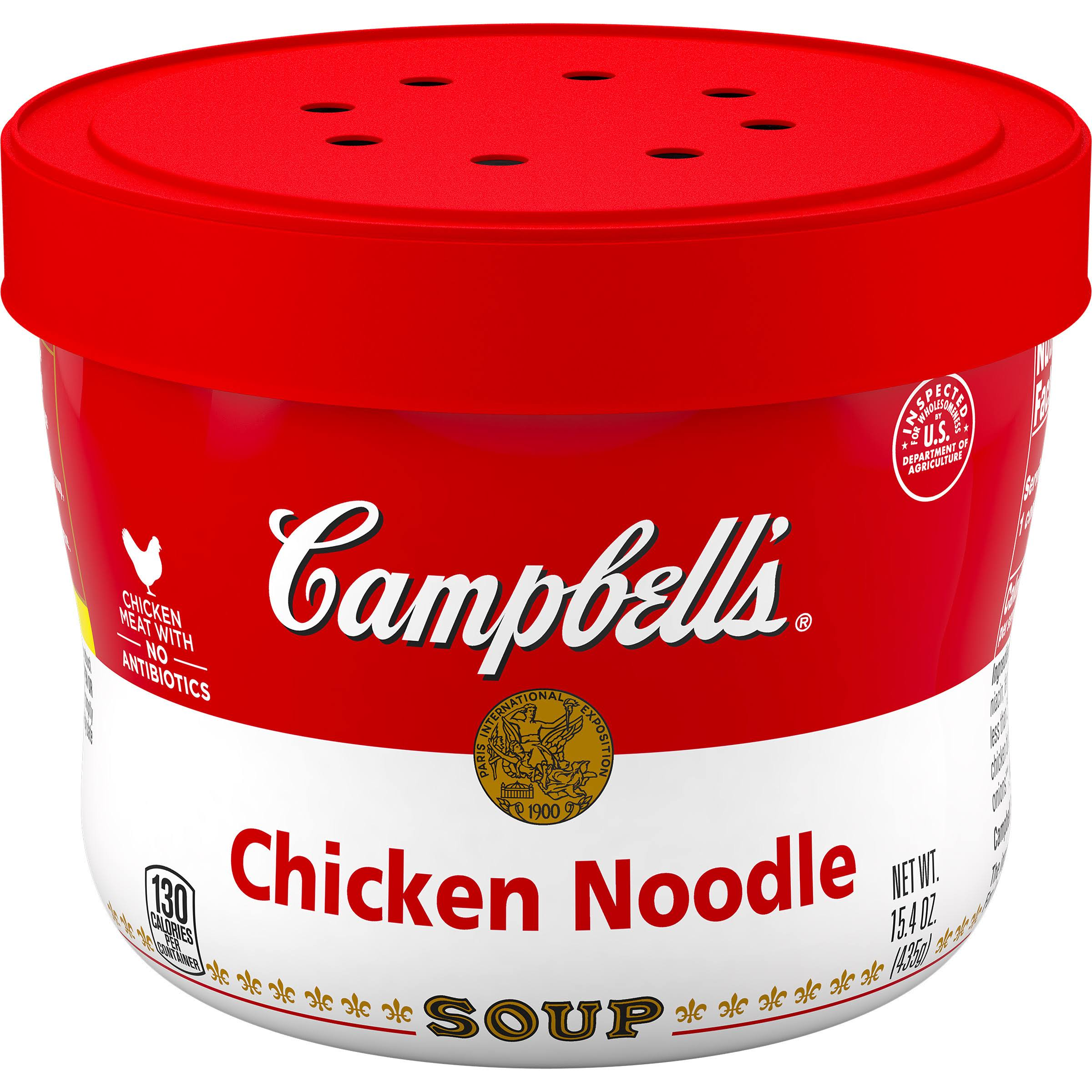 Campbell's Champ Soup - Chicken Noodle, 15.4oz