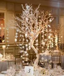 39 Creative DIY Ideas For Winter Wonderland Weddings Christmas Wedding CenterpiecesWedding DecorationsWedding