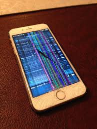 Never Fun to See a Broken iPhone 6 Screen in Dubai