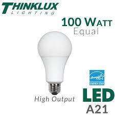 led light design led light bulbs 100 watt equivalent dimmable led