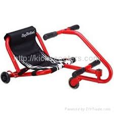 New Kids Scooter Ezy Roller Swing Foot With Handlebar