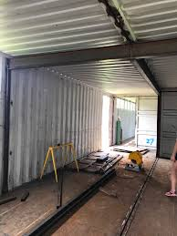 100 Shipping Container Floors KAN Construction Our Ridiculous Story Of Building A