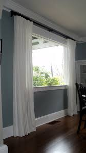 Ikea Vivan Curtains White by I Just Wanted Some Fresh White Drapery Panels Living In The