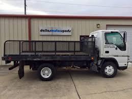 100 Stake Bed Truck 2006 Isuzu NPR Wylie TX 5006439369 CommercialTradercom