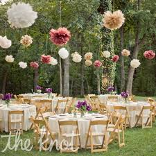 Stylish Garden Wedding Decorations Ideas Outdoor Reception