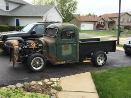 100 Rat Rod Truck My 46 IHC Rod Truck