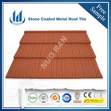 nuoran sell coated metal roofing panel monier concrete