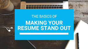 How To Make Your Resume Stand Out - GettingYouHired.com How To Make Resume Stand Out Fresh 40 Luxury A Cover Make My Resume Stand Out Focusmrisoxfordco 3 Ways To Have Your Promotable You Dental Hygiene Resumeat Stands Names Examples Example Of Rsum Mtn Universal Really Zipjob Chalkboard Theme Template Your Pop With This Free Download 140 Vivid Verbs Write A That Standout Mplates Suzenrabionetassociatscom