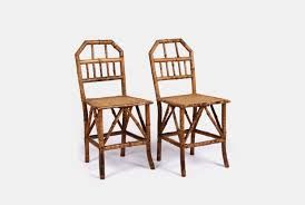 Pair Of Victorian Bamboo Side Chairs Victorian Bamboo Folding Screen The Annual Singapore Design Week Is Back With Over 100 Vtg Pair Parzinger Rattan Woven Chair Regency Victorian Design Mirror Antique Bamboo 3 Tier Table In Rh11 Crawley For Folding Campaign Chair Hoarde Az Of Fniture Terminology To Know When Buying At Auction French Colonial Faux Restoration Project C1900 Walnut Deck Circa A Guide Buying Vintage Patio Fniture V Studio Forest On The Roof Divisare