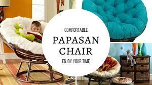 Double Papasan Chair World Market by Papasan Chair Youtube