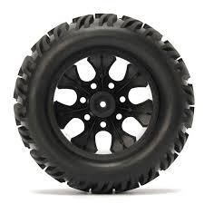 4PCS Wheel Rim & Tires HSP 1:10 Monster Truck RC Car 12mm Hub 88005 ... Jconcepts Shows Off New Golden Year Monster Truck Tires Big Best Rated In Rc Vehicle Wheels Helpful Customer Reviews How To Get Into Hobby Car Basics And Truckin Tested Bigfoot No 1 The Original Ford F100 110 Scale Trucks Hit The Dirt Truck Stop New Release Blog 17mm Hex Dollar Hobbyz Madness 2 Shaving A Set Of Rc4wd Rumbles Squid 4pcs 32 Rubber 18 150mm For For Or Howto Remove From Rims Goolrc High Performance Wheel Rim Tire