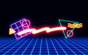 Image Result For New Retro Wave Art