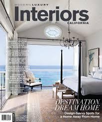 100 Modern Interior Magazine Phase Design Reza Feiz Designer S California