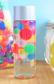 Fix Cloudy Lava Lamp Without Opening by Diy Sensory Bottles White Glycerine Or Baby Oil And Water And