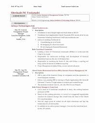 100 Example Of High School Resume For Students Best 20 Unique S