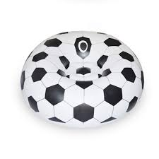 YueYueZou® Soccer Ball Chair, Inflatable Sofa For Adults, Kids Best Promo Bb45e Inflatable Football Bean Bag Chair Chelsea Details About Comfort Research Big Joe Shop Bestway Up In And Over Soccer Ball Online In Riyadh Jeddah And All Ksa 75010 4112mx66cm Beanless 45x44x26 Air Sofa For Single Giant Advertising Buy Sofainflatable Sofagiant Product On Factory Cheap Style Sale Sofafootball Chairfootball Pvc For Kids
