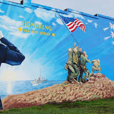 Veterans Mural Brings Lindsay Together Local