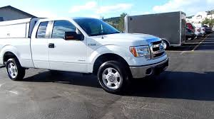 100 2013 Ford Truck F 150 XLT Extended Cab 4x4 On Sale At Summit YouTube