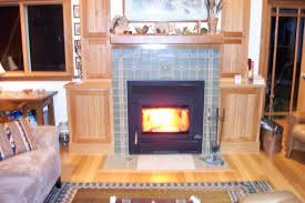 Batchelder Tile Fireplace Surround by Vintage Tile Fireplace Surround Round Designs