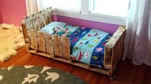Interesting Toddler Bed Ideas Pallet Toddler Bed Ideas Toddler