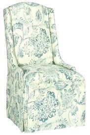 Custom Dining Room Chair Slipcovers