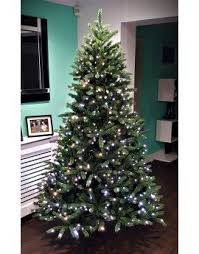Pre Lit Artificial Christmas Trees