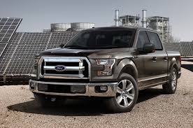 100 New Ford Trucks 2015 10 Cars That Weigh More Than The F150 SuperCrew